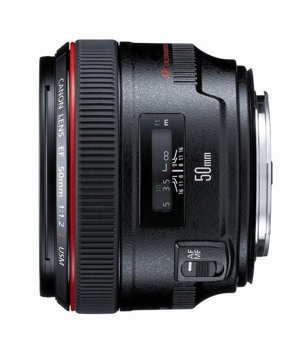 Canon 50 1.2 Photo Equipment