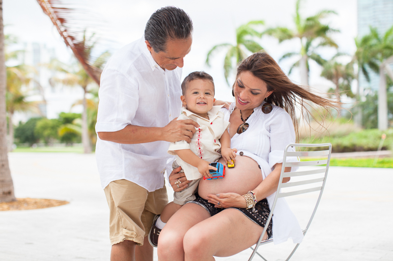 Miami Maternity Session