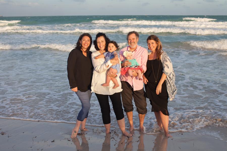 Miami Beach Family Photo Session