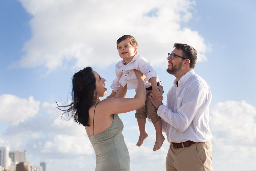 Miami Beach Family Photography