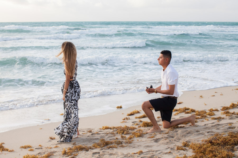 Miami Proposal Photographer