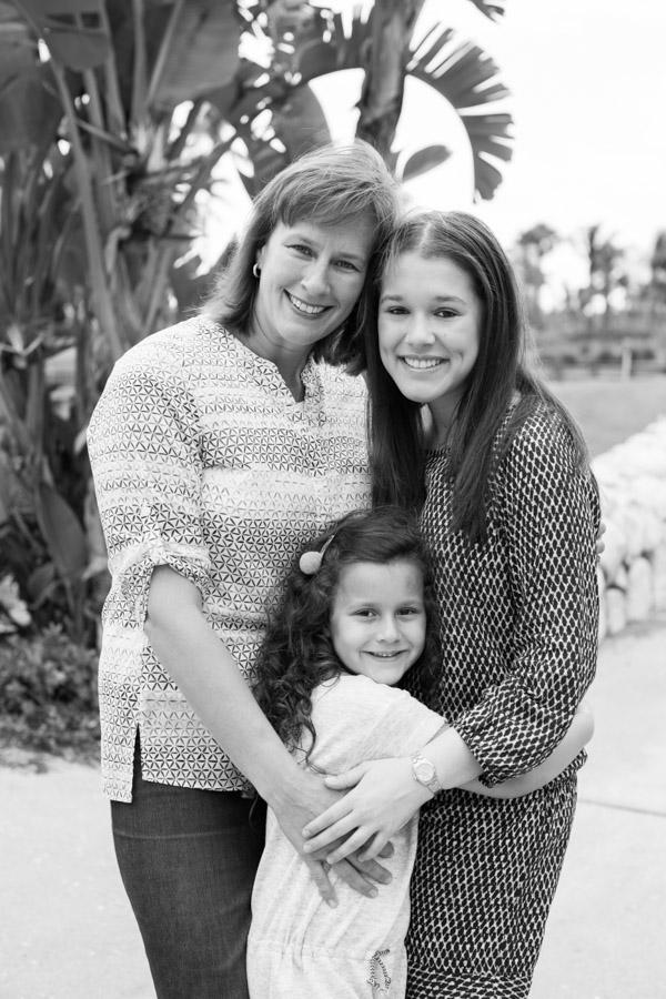 Large Family Photos Miami