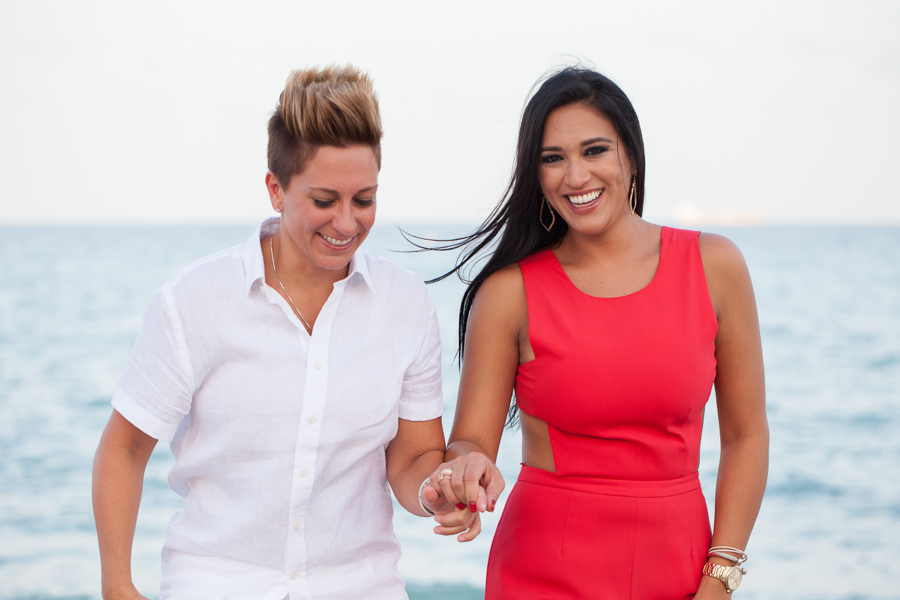 1 Hotel South Beach Proposal Photographer
