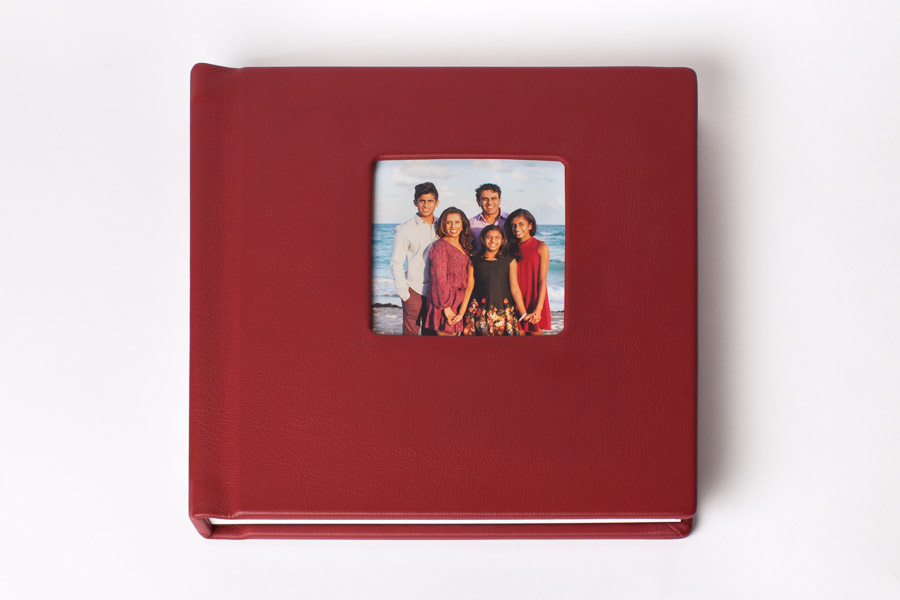 12x12 Leather Album