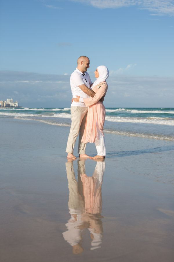 Miami Beach Couple Photo Shoot