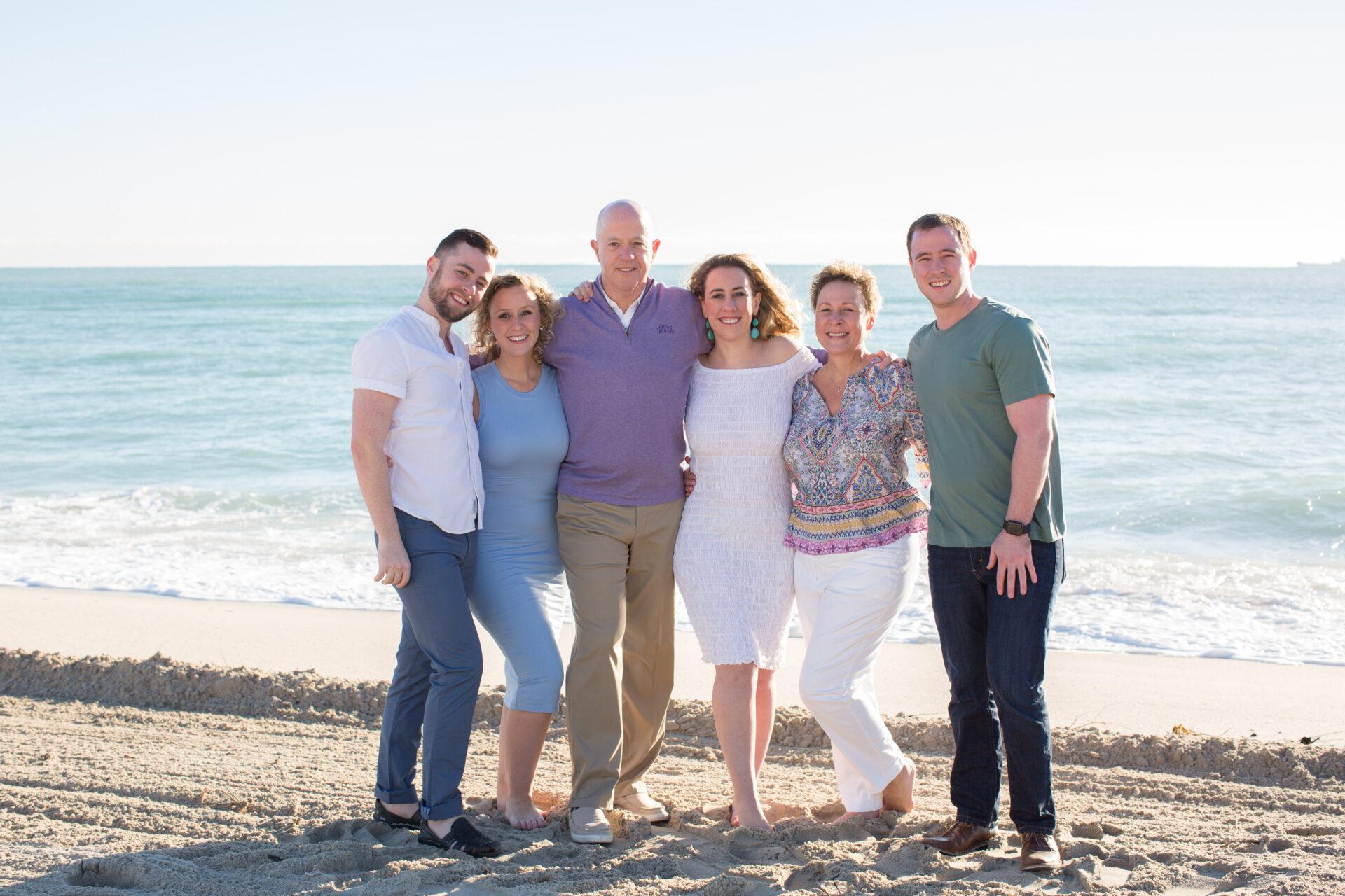 Loews Miami Beach Sunrise Family Photo