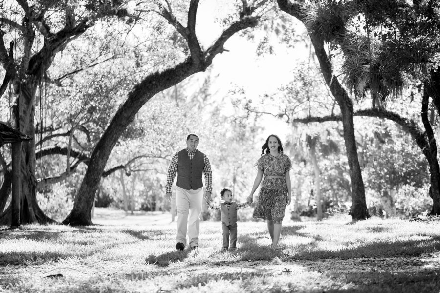 Matheson Hammock Family Photography Session