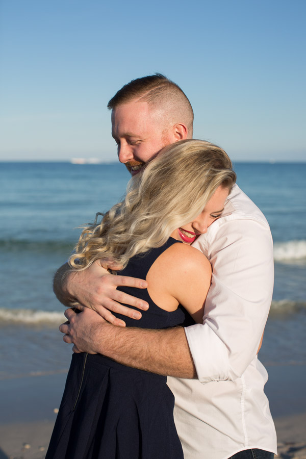 Miami Beach Surprise Proposal Photographer