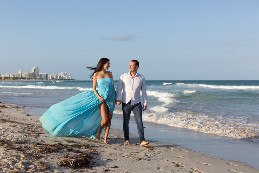 Miami Maternity Photographer Sunset Session