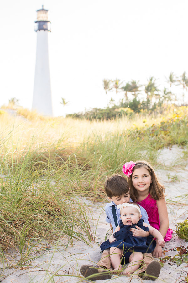 Key Biscayne Family Photographer Cape Florida Lighthouse