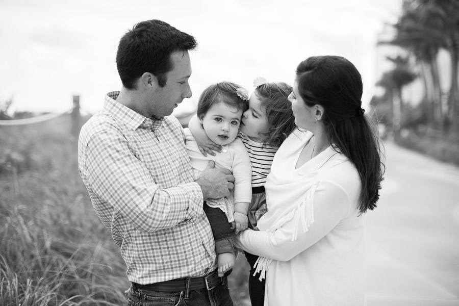 Family of Four Miami Photography Session
