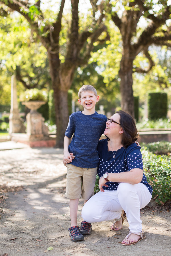 Vizcaya Museum Gardens Family Photography Session