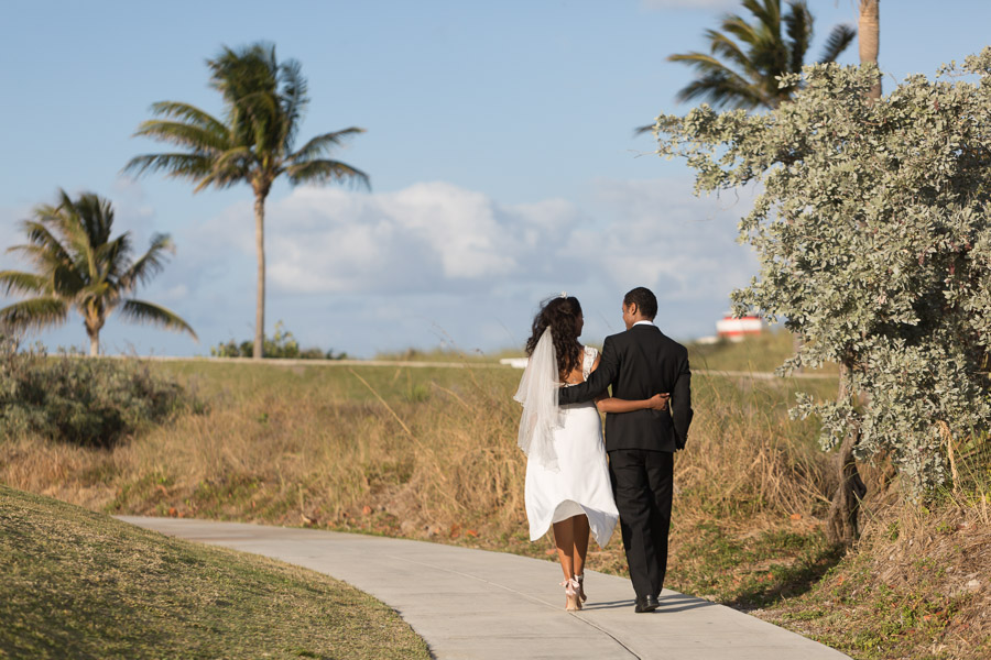 Bride Groom Wedding Portraits Miami Engagement Photographer