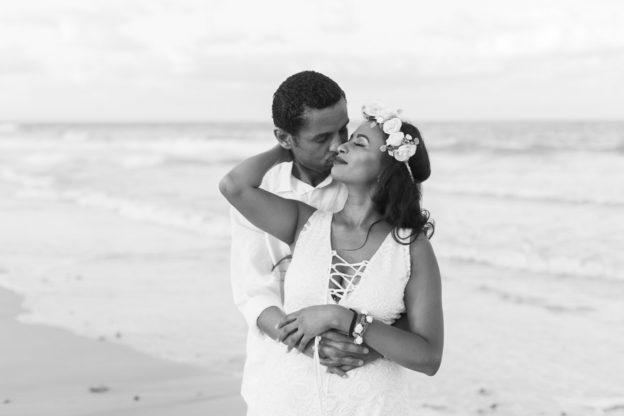 Bride Groom Wedding Portraits Miami Engagement Photographer