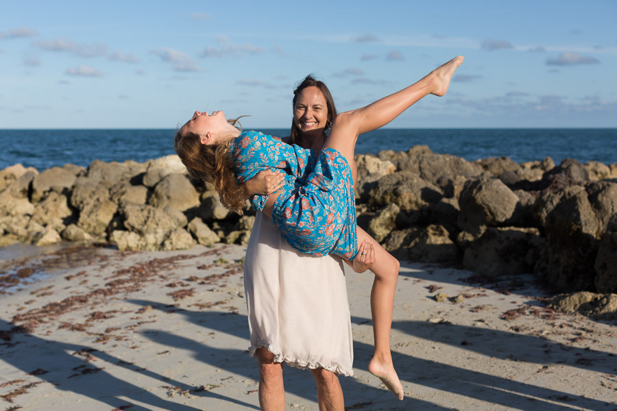 Fisher Island Family Photographer