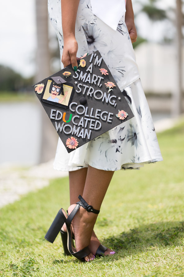 University of Miami Graduate Photo Session