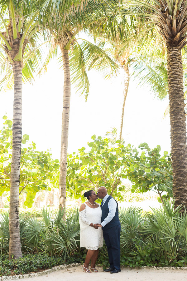 Grand Beach Hotel Surfside 25 Year Wedding Anniversary Photographer