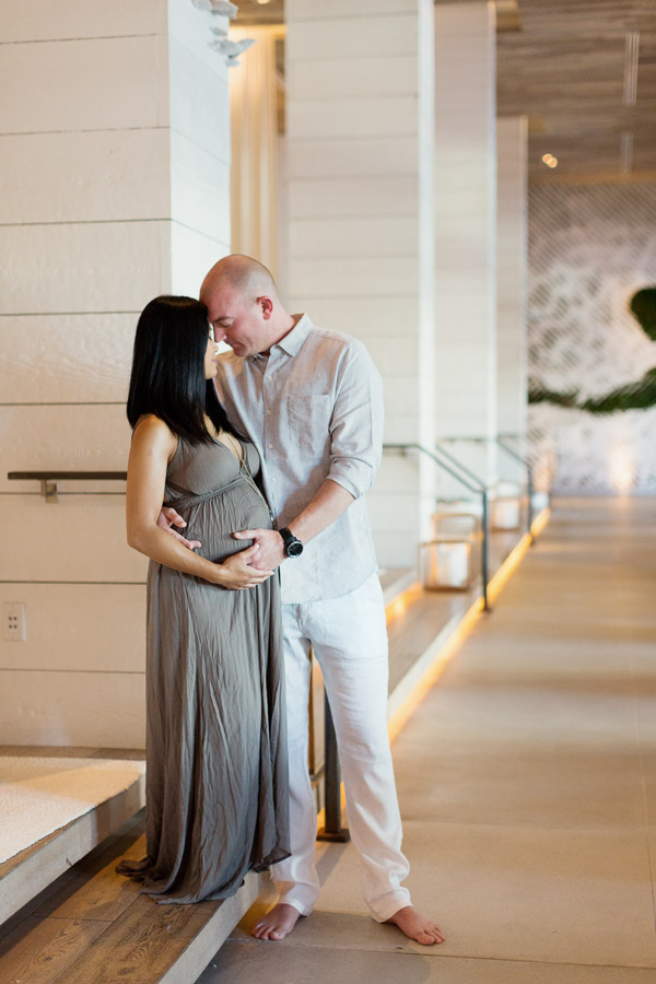 1 Hotel South Beach Maternity Photographer