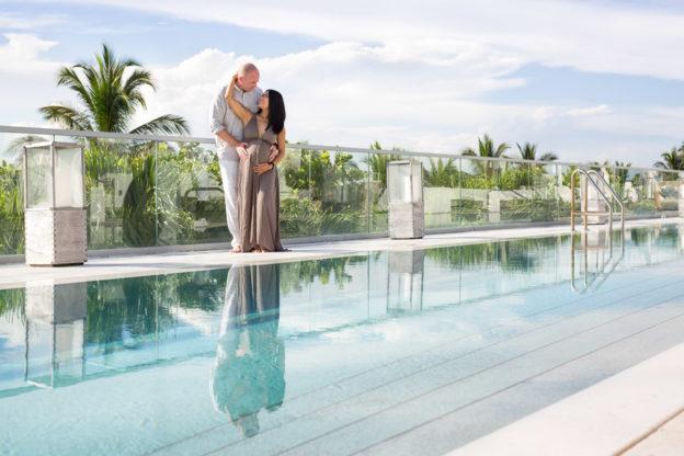 1 Hotel South Beach Maternity Photographer