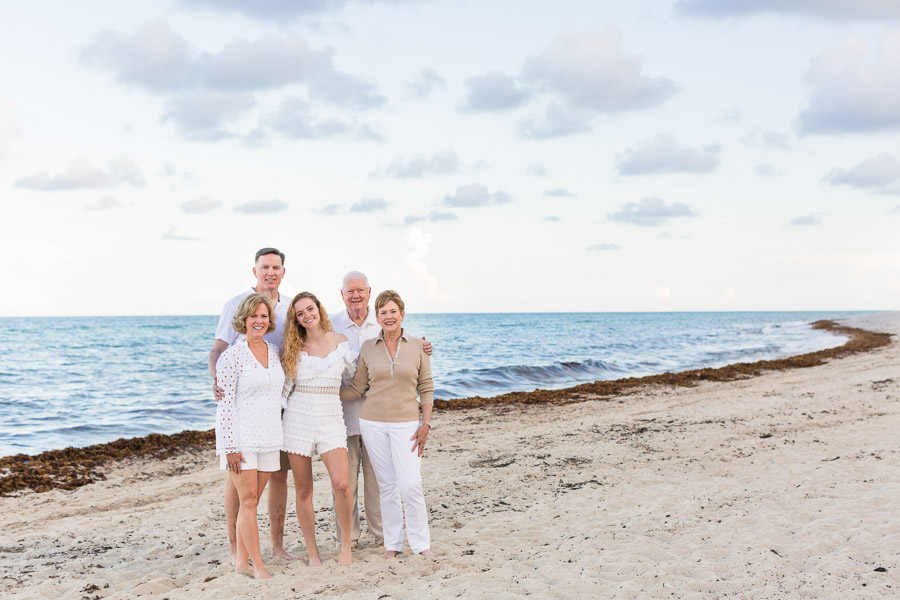 Carillon Miami Wellness Resort Family Photography Session