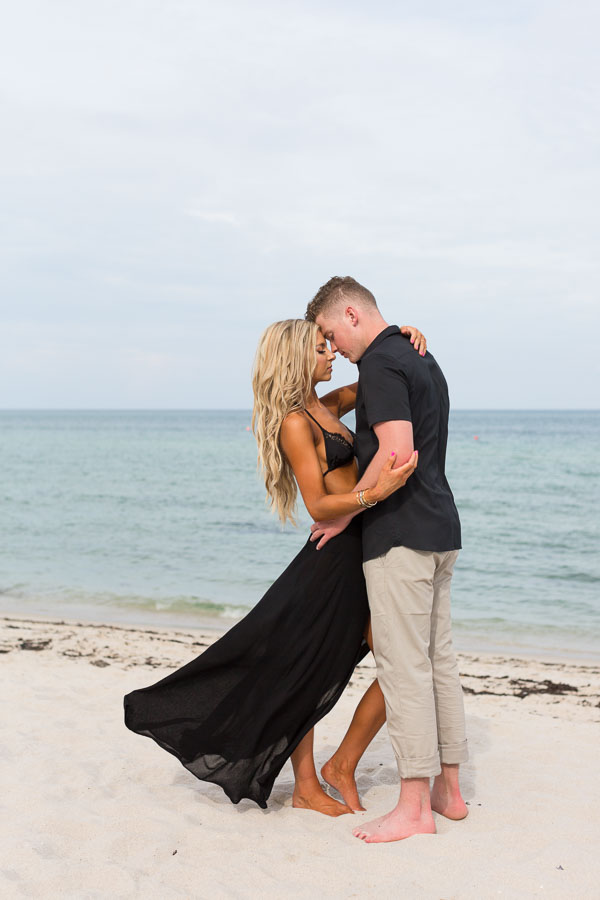 Fontainebleau Couple Photography Session Miami Beach
