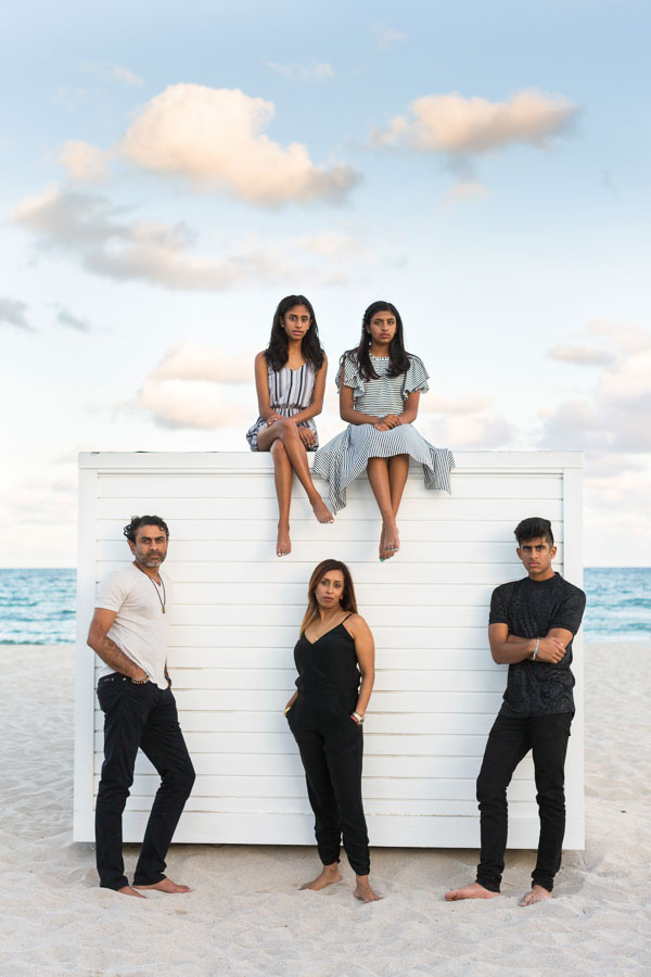Wynwood Family Photographer and Beach Session