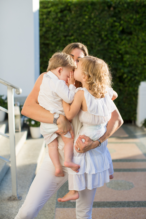Delano South Beach Hotel Family Photographer