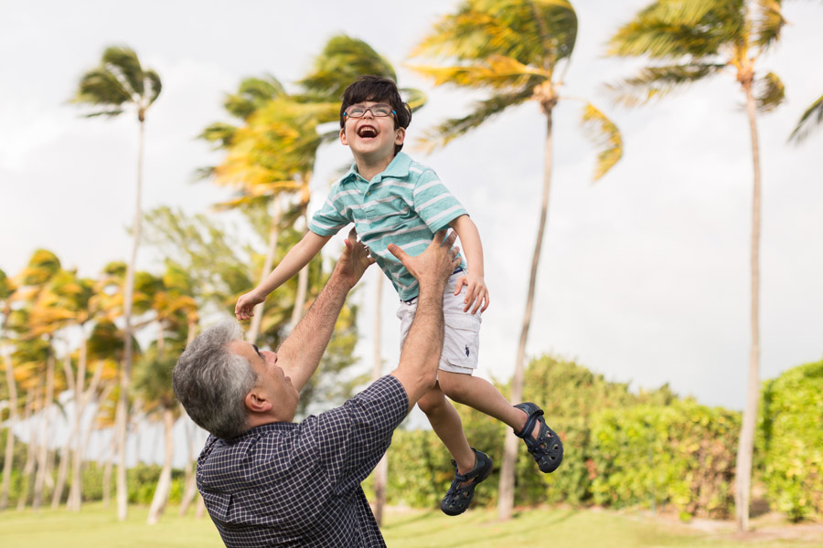 Key Biscayne Family Photography Session in South Florida