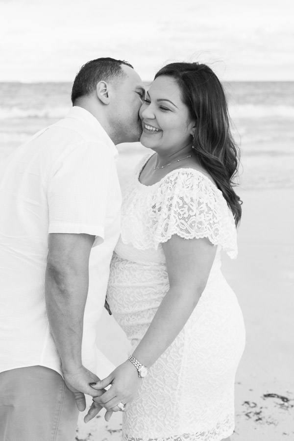 South Beach Maternity Photography Session