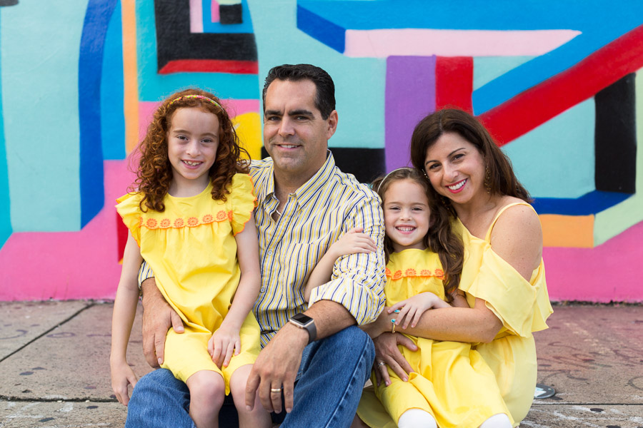 Wynwood Family Photographer