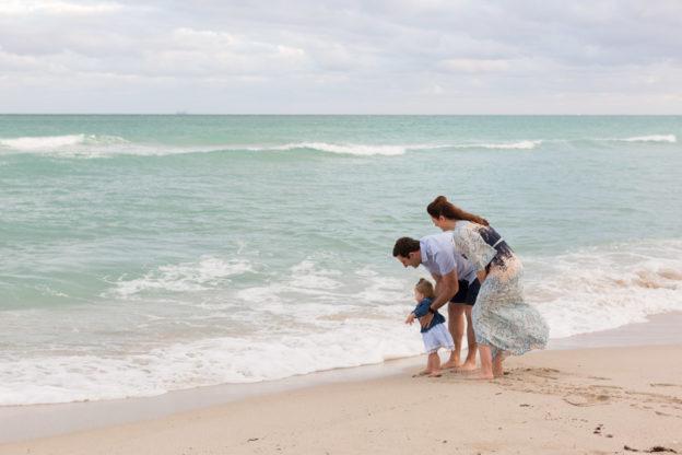 Carillon Hotel Family Beach Photographer