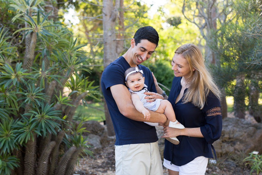 Fairchild Tropical Botanic Garden Family Photography Session