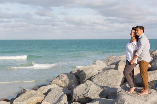 Miami Beach 20 Year Anniversary Photography Session
