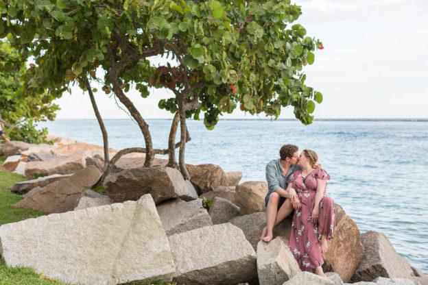 Ten Year Anniversary Proposal Photography