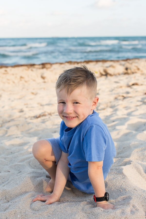 Mare Azur Monte Carlo Miami Family Beach Photographer