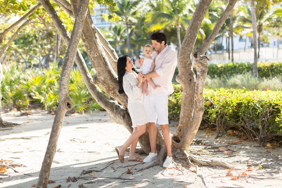 Harbour House Bal Harbour Family Photographer Beach Session