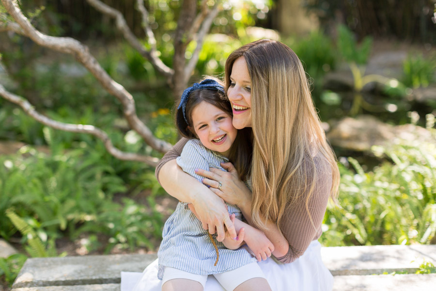 Miami Beach Botanical Garden Family Photo Session