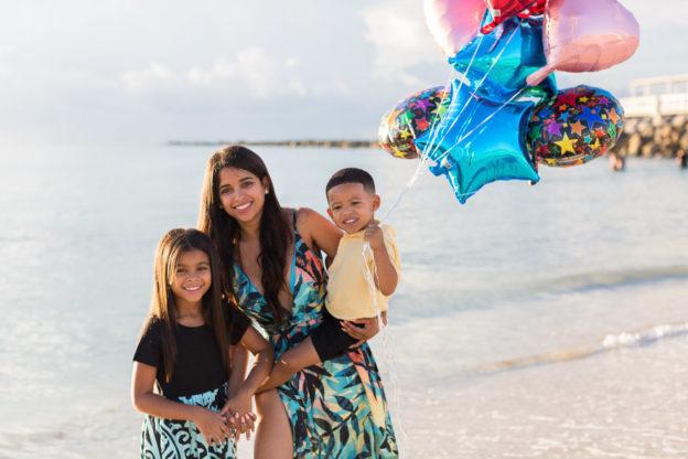 Sunrise Family Photos Miami Beach
