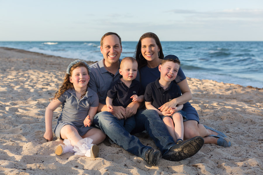W Fort Lauderdale Family Photographer