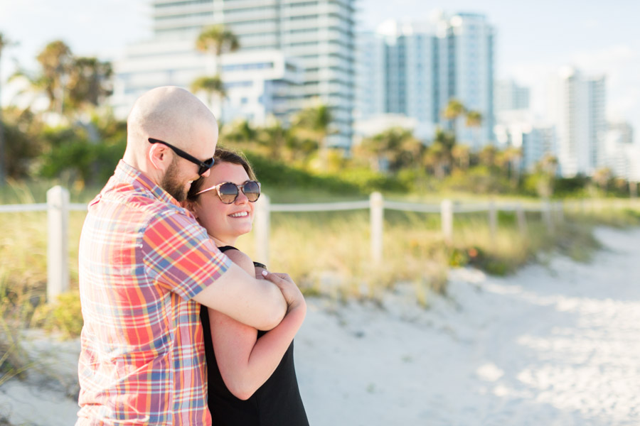 Hotel Riu Plaza Miami Beach Surprise Proposal Photographer