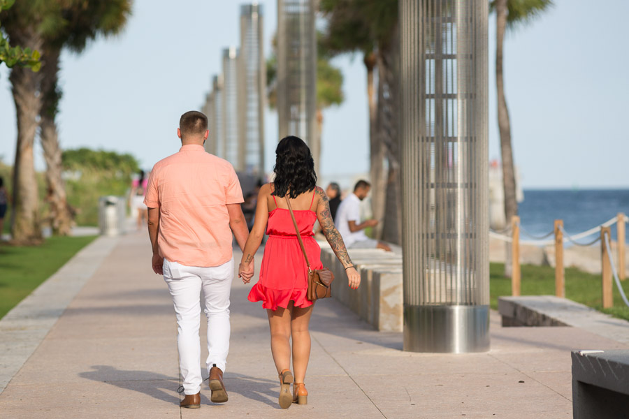 South Beach Proposal Photographer