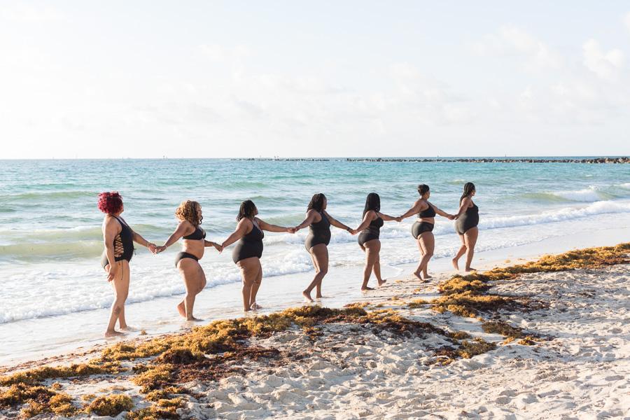 South Beach Florida Bachelorette Photographer