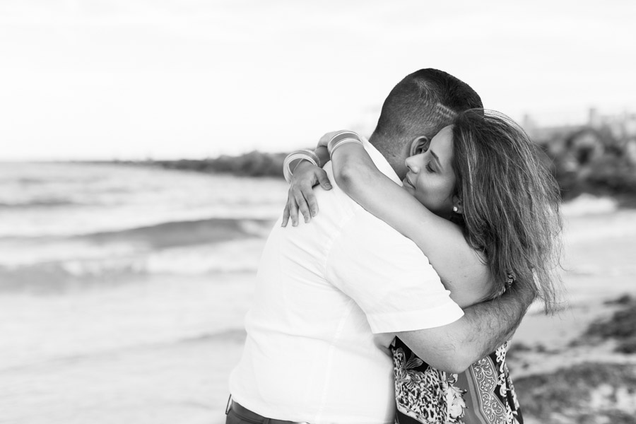 South Beach Couple Photography Session