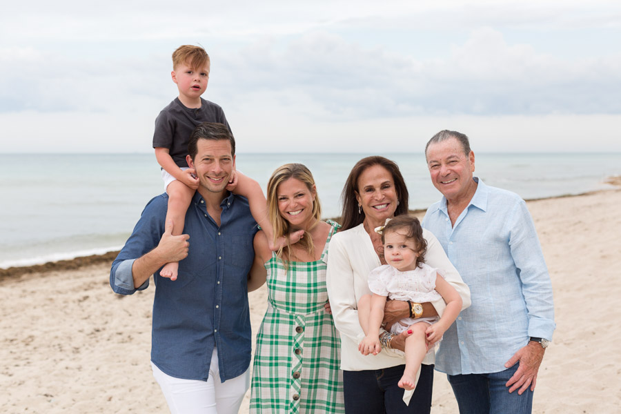 St Regis Bal Habour Family Photography