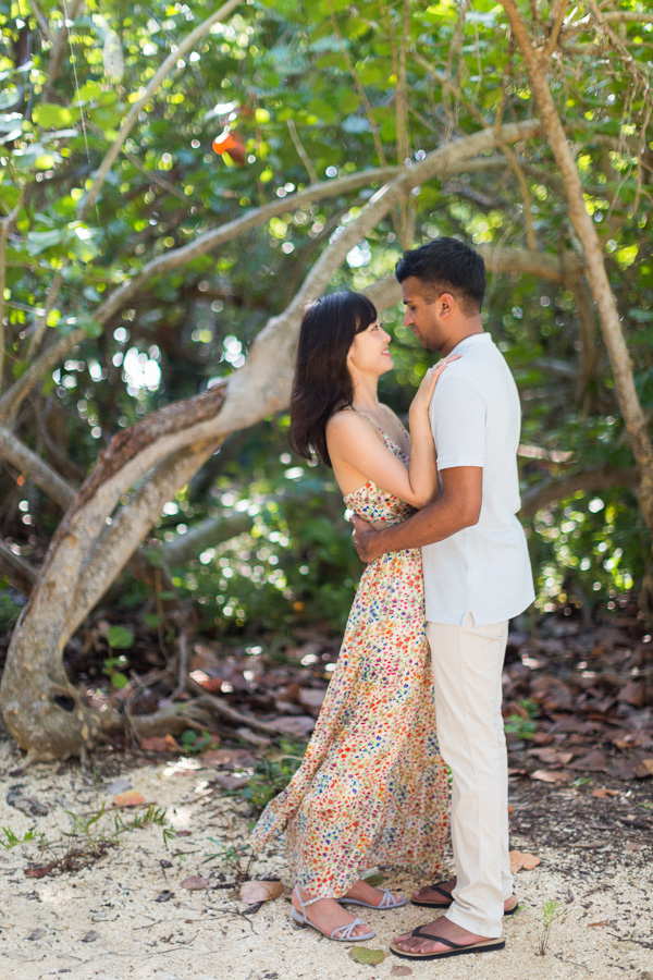 Cape Florida Lighthouse Key Biscayne Proposal Photographer