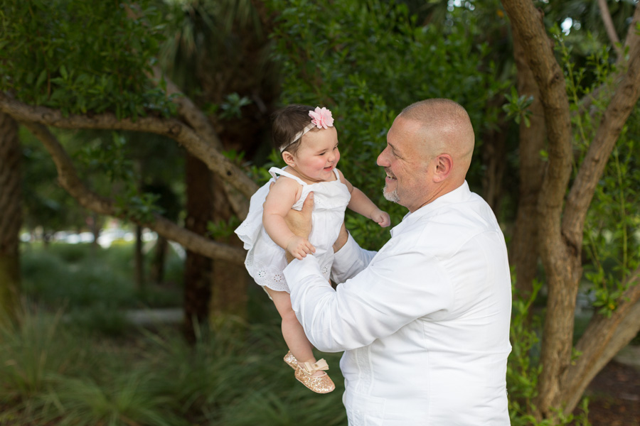Miami Beach Proposal and Family Photo Shoot