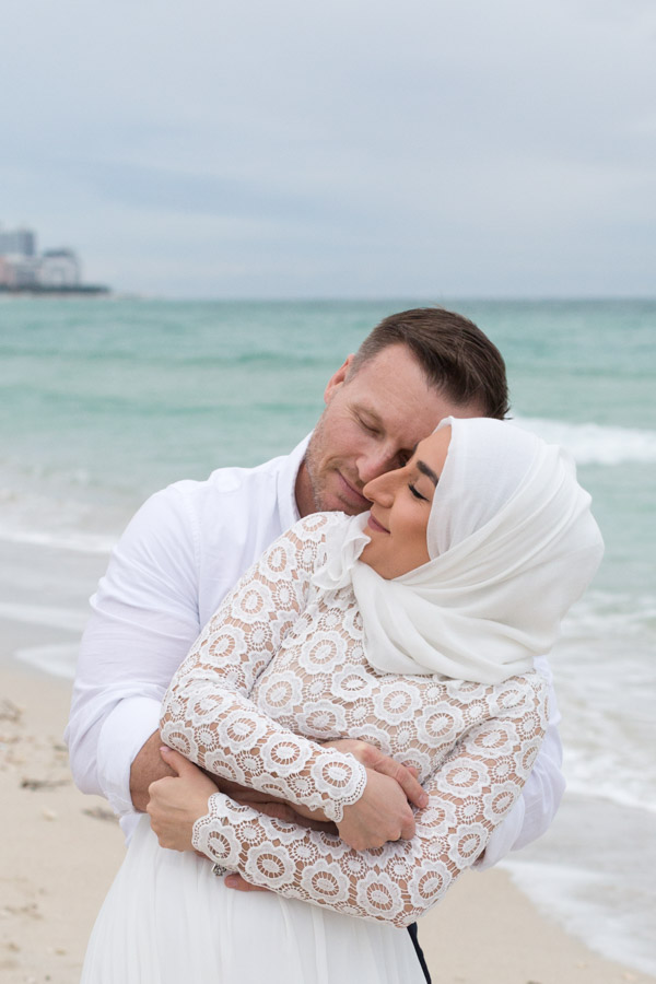 Miami Beach Couple Photography