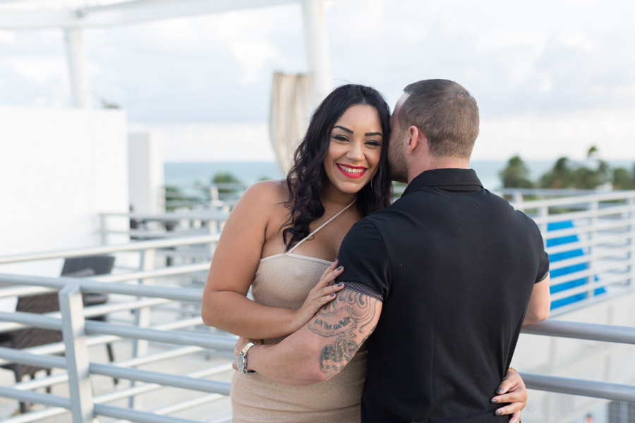 Z Ocean Hotel South Beach Rooftop Proposal
