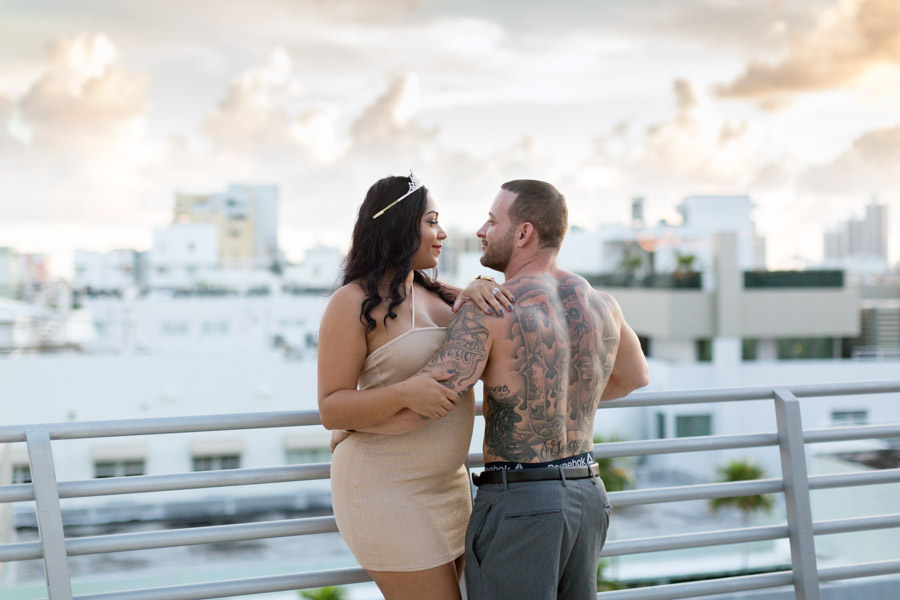 Z Ocean Hotel South Beach Rooftop Proposal