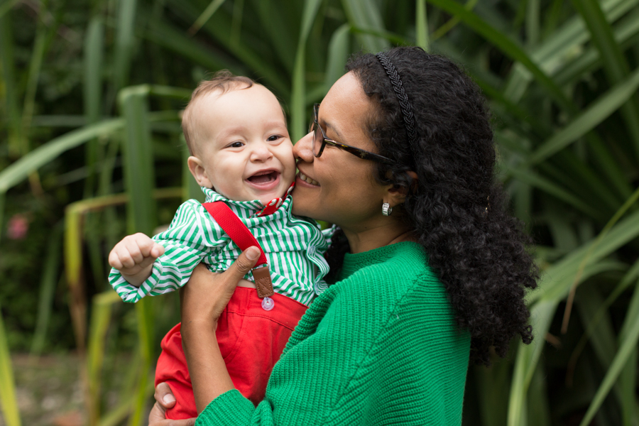 Christmas Holiday Family Photographer Miami Shores Florida